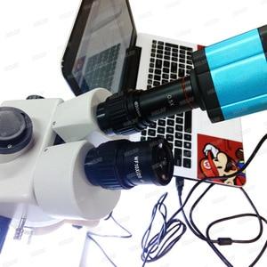 Image 5 - HAYEAR 14MP HDMI 1080P HD usb цифровой промышленный видео инспекционный микроскоп камера