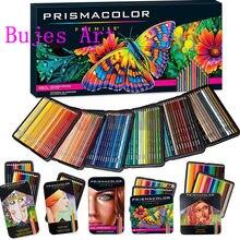 Oem eua sanford prismacolor arte lápis de cor oleosa 24 36 48 72 132 150 cor lapis de cor de madeira lápis artista escola fornecimento