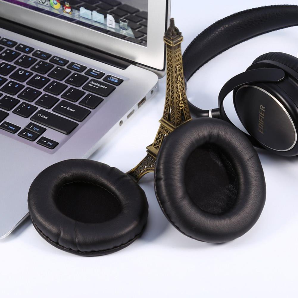 1 pasang wayar fon kepala fon telinga tanpa wayar bluetooth fon - Audio dan video mudah alih - Foto 2