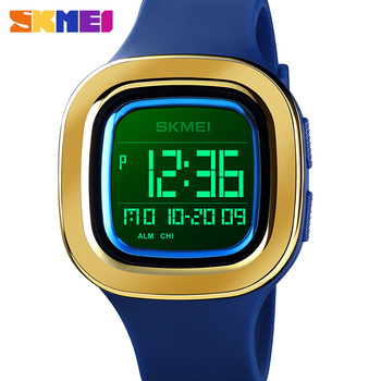 top luxury brand skmei camouflage military sports watches men fashion led digital men s wristwatch waterproof casual clock men SKMEI Fashion Men Bright Sports Watches Men's Watches Digital Alarm Clock Military Camouflage Waterproof Watch relogio masculino
