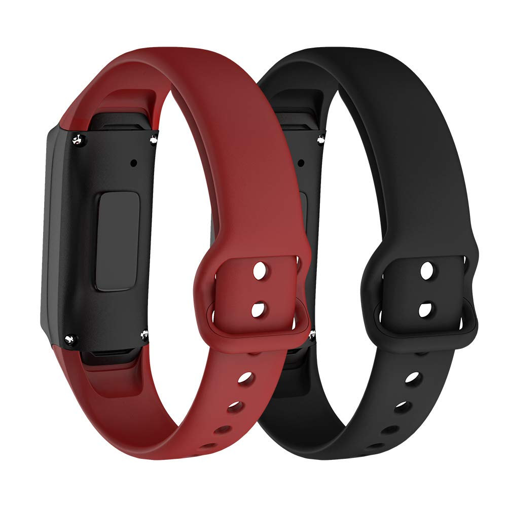 Silicone Replacement Wristband Strap For Samsuang Galaxy Fit-e Band Sport TPU Iwatch Watchbands Compatible Samsung Galaxy Fit-e