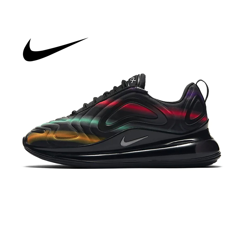 US $70.0 65% OFF|Original Nike Air Max 720 Women Running Shoe Breathable Athletic Sports Sneakers Comfortable Fashion 2019 New Arrival AR9293 102 on