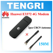 Desbloqueado Huawei E3372 E3372s-153 E3372h-153 E3372h-607 150Mbps 3G 4G LTE modem usb vara dongle USB cartão de dados banda larga móvel