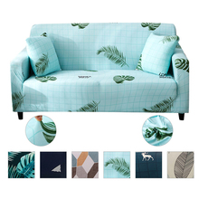 universal sectional slipcover 1 2 3 4 seater spandex sofa cover for living room stretchable sofa cover l shape home decoration 1/2/3/4 seater Elastic Sofa Cover For Living Room Bedroom Universal Stretch Couch Slipcover Couch Cover Sofa Case Home Decor