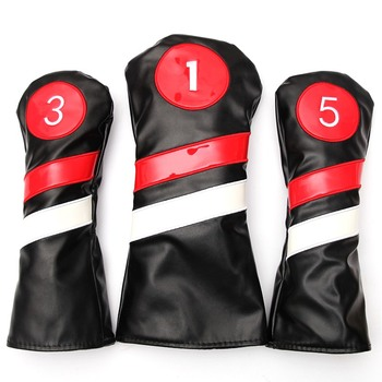 Golf Club Head Covers Driver Cover Headcovers Protector Thick Pu Leather for Taylormade Callaway Titleist taylormade n24110 n241110 14 page 8