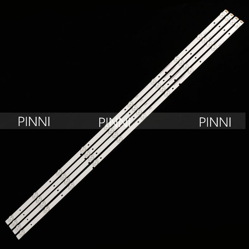 New And Original For  Hisense_49_hd490du-e31_4x10 Light Bar Of Hisense LED49K300U