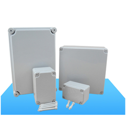 280 x 190 x130MM large size ABS junction box IP67 outdoor waterproof junction box outdoor rainproof sealed button box