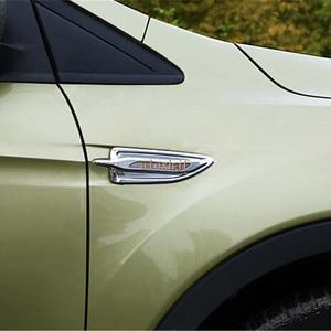 Image 5 - 月王車フェンダー白色 Led サイドライト、サイドマーカーライト、サイドライト、 DRL ケースフォード久我エスケープ 2013 2019