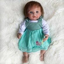 15 Inch Vinyl Reborn Baby Doll Kids Accompany Present Lifeli