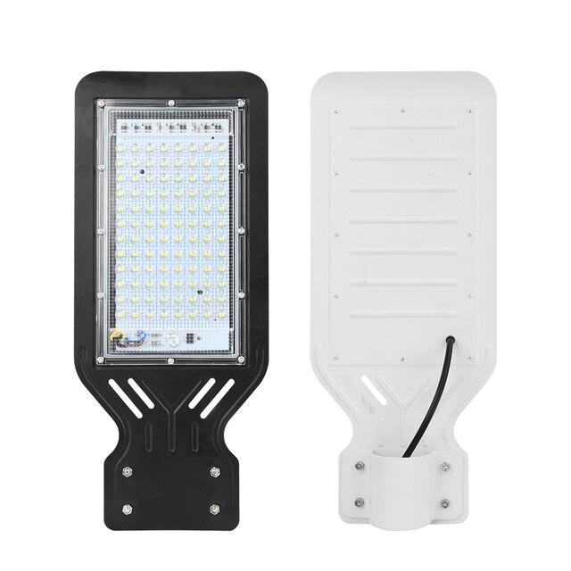 100W LED Street Light Outdoor Spot Lamp Area Parking Yard Barn Industrial Garden Square Highway wall Spot lights AC 220V 110V 4