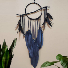 Dreamcatcher diy wind chime White crystal fun at home hanging decoration good sleep blessing Interesting craft Girlfriend gift