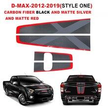 Car stickers hood and back door handle insert rear door graphic Vinyl sticker for isuzu dmax viez turbo cartridge for isuzu dmax holden rodeo 4jj1t 3 0td 163hp 8980115293