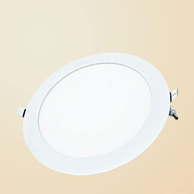 Ceiling Lamp Down Light Ultra Slim Round Living Room Bedroom Home Lighting White