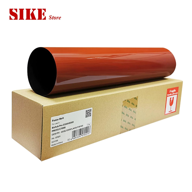 A03U720501 Manchons De Film De Fusion Pour Konica Minolta Bizhub Pro Presse C5500 C5501 C6500 C6501 C6000 C7000 C7000P C70hc A03U763100
