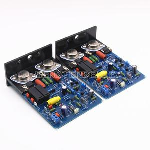 Image 2 - QUAD405 HiFi Stereo Dual Channel Power Amplifier Board MJ15024 Audio Amplifier Finished & Kit