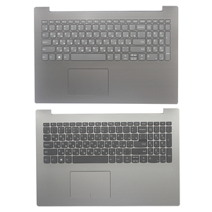 Новая русская клавиатура для Lenovo IdeaPad 330-15IKB 330-15, ноутбук, подставка для рук, верхний чехол, панель клавиатуры с клавиатурой RU