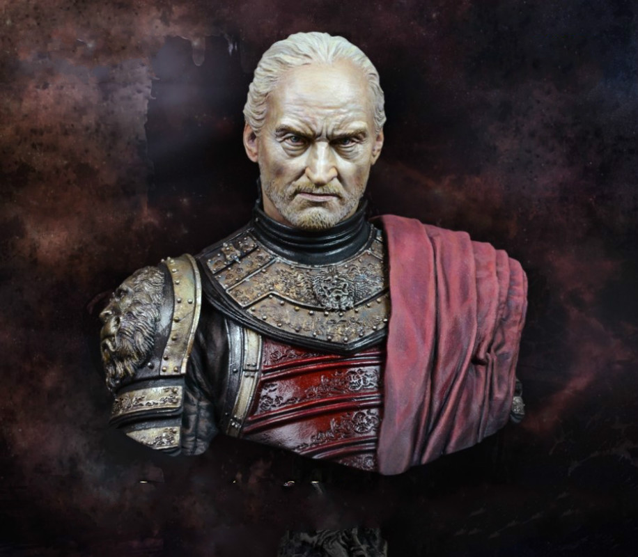 1/10 resin bust model kit Game of Thrones role 128