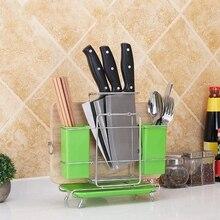 Нержавеющая сталь горшок крышка стойки доска стеллажи кухня положить крышку полки нож рамка наковальня плиты стойки чехол стеллаж для хранения