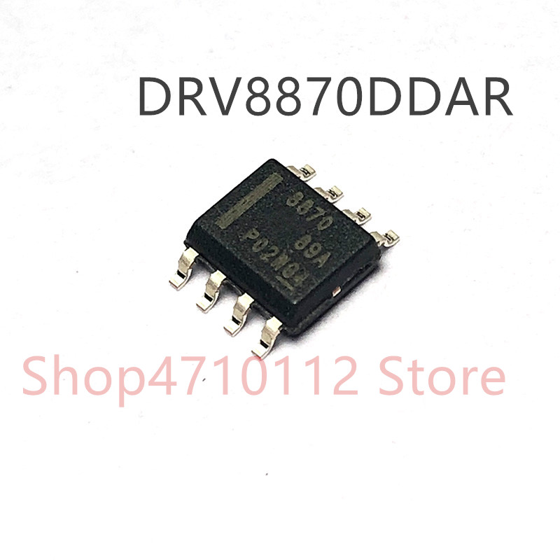 Free Shipping 10PCS/LOT NEW DRV8870DDAR DRV8870DDA DRV8870 8870 HSOP-8