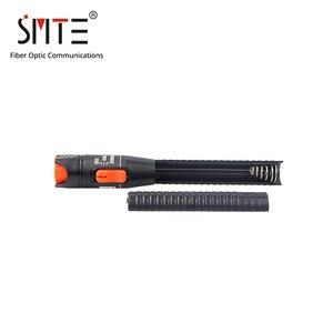 Image 2 - 무료 배송 10 mw 시각 장애 탐지기 붉은 빛 레이저 소스 광섬유 케이블 테스터 테스트 도구 플라스틱 15 20km