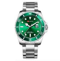 Novo Esporte Calendário Mens Relógios Top Marca de Luxo Completa Steel Band Quartz Relógio À Prova D' Água Grande Mostrador Relogio masculino|Relógios de quartzo| |  -