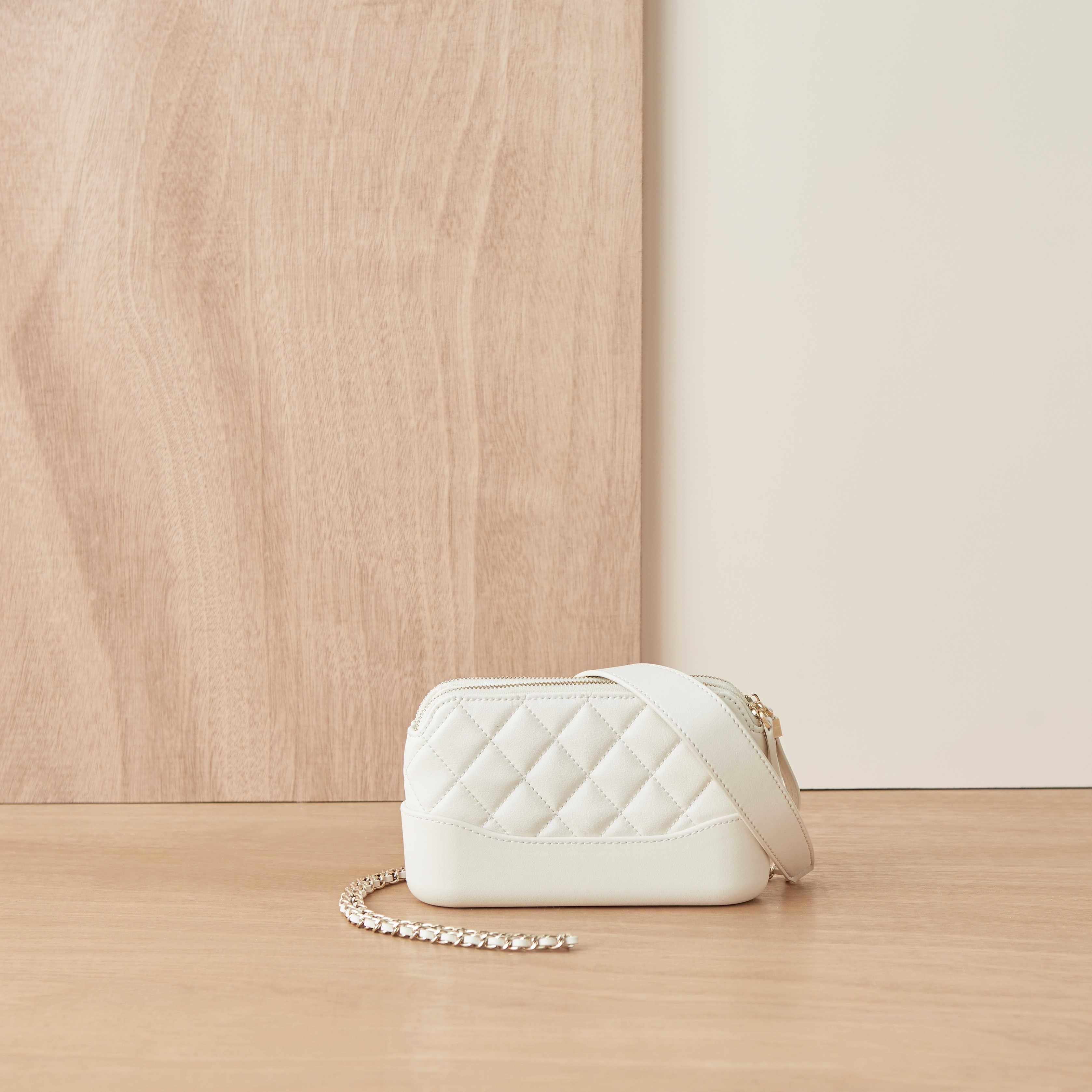 Роскошные сумочки, посылка, маленькая настоящая женская сумка, на одно плечо, сумка мессенджер, черная цепочка, квадратная женская дизайнер... - 2