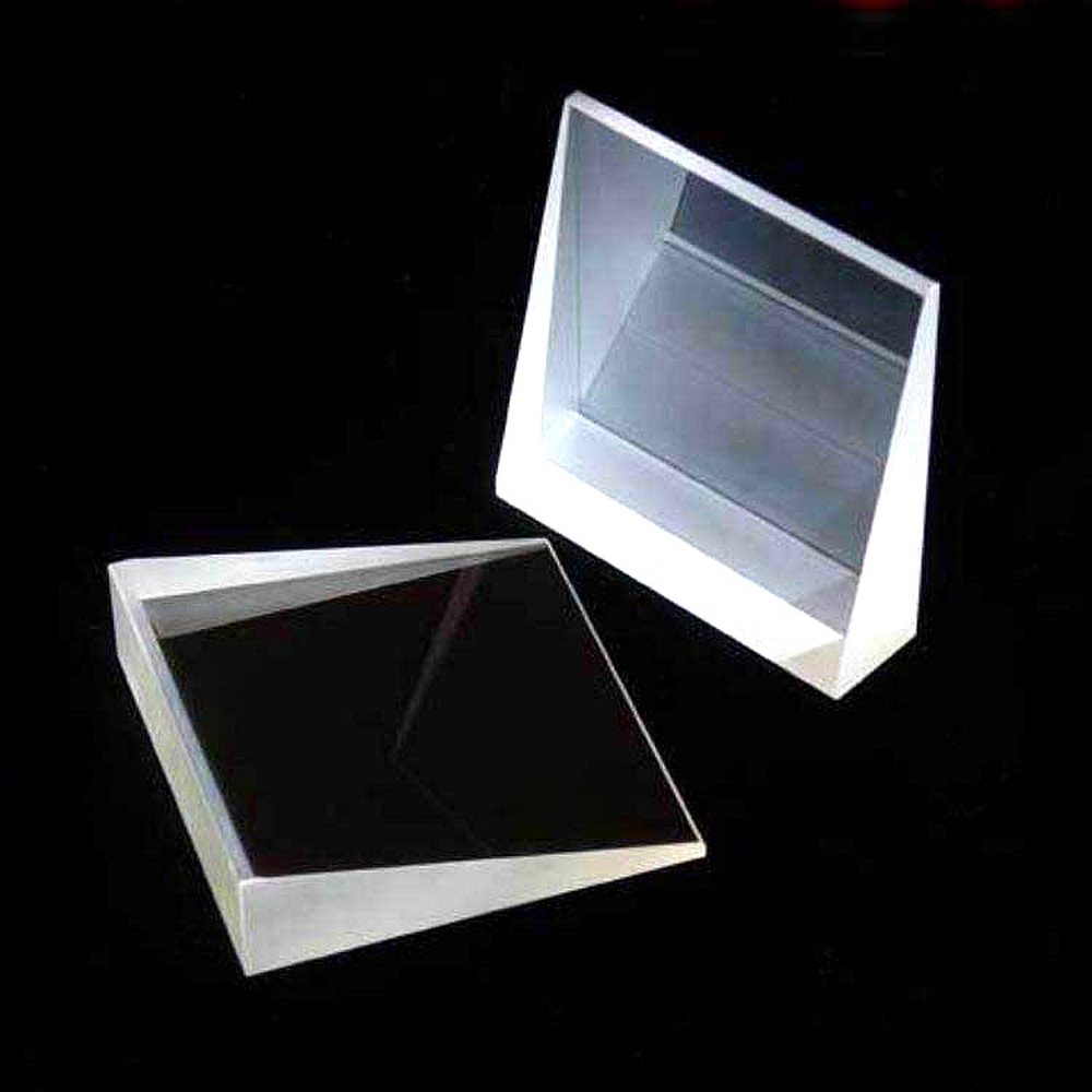Optical Wedge Prism Ophthalmic Strabismus Wedge Prism Glass Lens Processing Triangular Prism Strabismus Glasses Correction|Prisms| |  - title=
