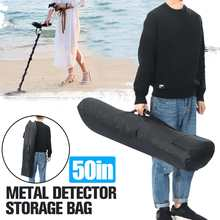 Outdoor Advanture Big Capacity Bag for Carrying Metal Detectors, Shovels, Headphones 127cm Metal Detector Storage Bag