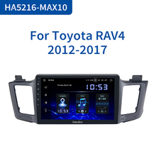 "Dasaita 10.2"" IPS 1 Din Android 10.0 Multimedia Car Radio for Toyota RAV4 2014 2015 2016 USB 4GB RAM MAX10 GPS Bluetooth"