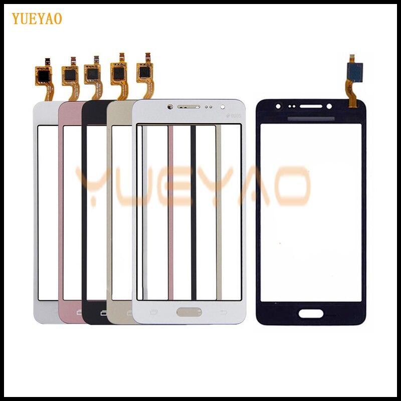Сенсорный экран для Samsung Galaxy J2 J2 Prime G532 SM-G532F G532F панель Датчик дигитайзер дисплей Переднее стекло объектив