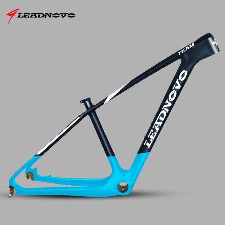 LEADNOVO 27.5/29er Pf30 Mtb Carbon Bike Frame Mountain Bicycle Frameset Mountain Bike Frame Chinese Carbon Frames 135/142mm