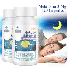 Di alta Qualità di Sonno Melatonina 3mg 60 Capsule