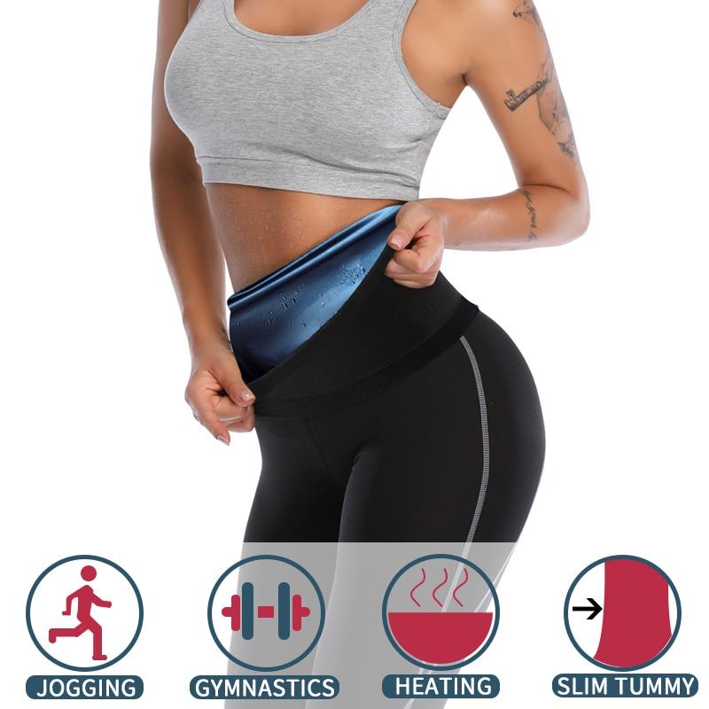 Neoprene-Free Sweat Trimmer Waist Trainer