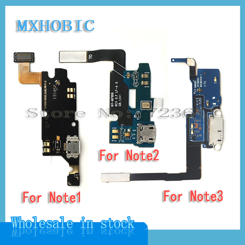 Dock-Connector-Charging-Port N9005 Note-3 Flex-Cable Data-Charger Samsung Galaxy