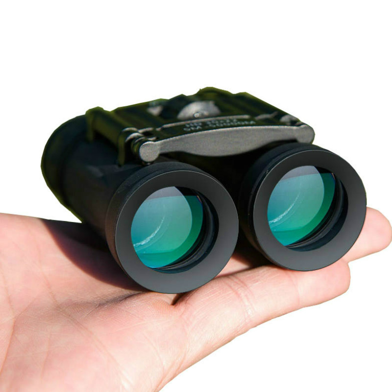 Military HD 40x22 Binoculars Professional Hunting Telescope Zoom High Quality Vision No Infrared Eyepiece Outdoor Trave Gifts-in Monocular/Binoculars from Sports & Entertainment