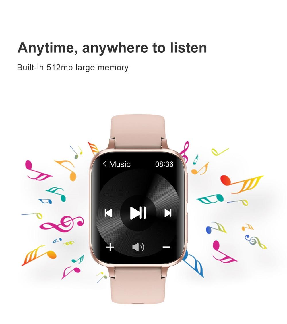 DT NO.1 DT93 Smart Watch 7
