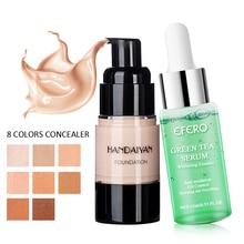EFERO Whitening Face Serum Green Tea Acne Oil Control Moistu