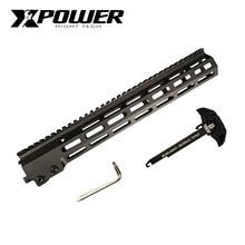 XPOWER Paintball Accessories MK16 part Fighting Bro Metal refit accessories gel blaster toy accessories