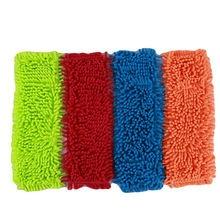 Новая полезная домашняя Чистящая Подушечка Для Уборки Пыли, сменная насадка для уборки пола, мягкая текстура, практичная