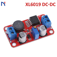XL6019 DC-DC 3-35V to 5-40V Adjustable Converter Power Supply Module 5A Max Step up Power Supply Boost Converter Module tsm002 module special supply welcome to order