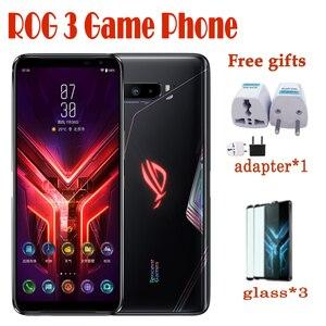 2020 Asus ROG 3 ZS661KS 5G игровой смартфон 6,59