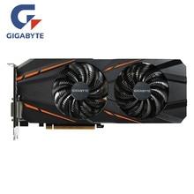 Gigabyte original gtx 1060 6gb g1, placa de vídeo gaming nvidia gtx1060 6gb placas gráficas gpu desktop computador jogo mapa vga 960 750