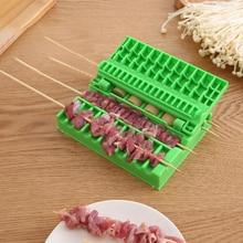 Box-Machine Skewers Kebab-Maker Grill Barbecue Kitchen-Accessories Beef-Meat Bbq-Gadget