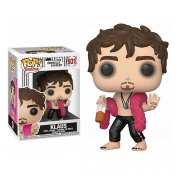 FUNKO POP The Umbrella Academy Klaus 931# Action Figure Toys 10cm Vinyl Collection Model Toys for Kids Birthday Gifts 1