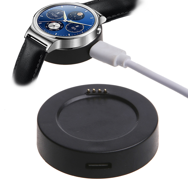 New Portable Magnetic Base USB Charging Dock Charger Cradle For Huawei Smart Watch