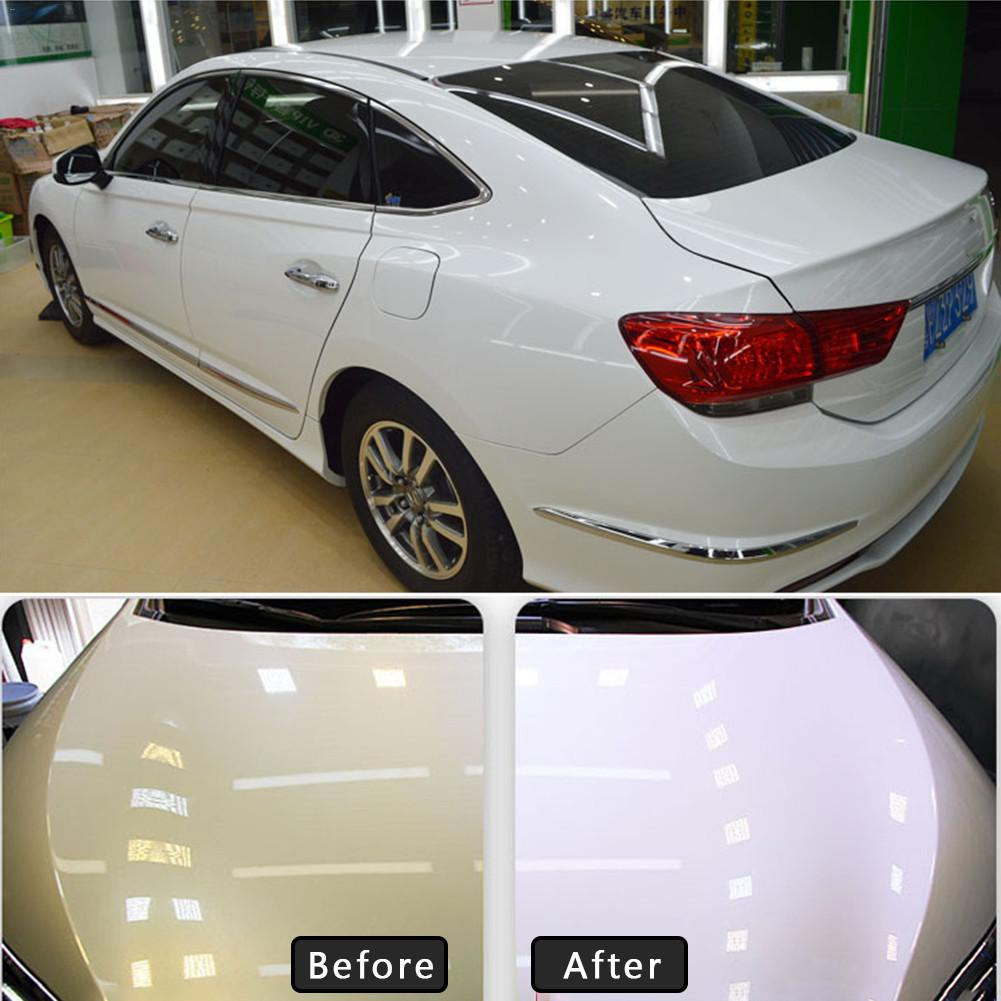 Hard Wax Polish Scratch Removal Polishing Coating Cleaning For White Car Wax Care Paint Waterproof Care Scratch Repair Crystal