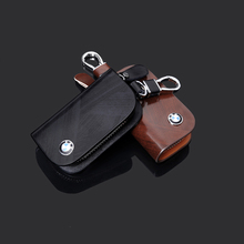 Car key bag car waist hanging Keychain accessories styling Decoration For BMW 320li new 3 series 5 1