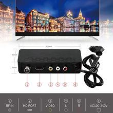 Odbiornik cyfrowy DVB-T2 odbiornik TV HD 1080P Tuner TV receptora DVB T2 H 265 lądowych odbiornik Wifi DVB cyfrowy dekoder tanie tanio powstro CN (pochodzenie)