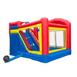 Pvc Inflatable Slide Bounce Ho