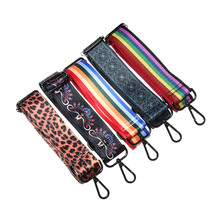 Ретро бретели для сумок, Женская Радужная Регулируемая сумка на плечо, ремень, декоративная цепочка, сумки на ремне, модные аксессуары для сумки